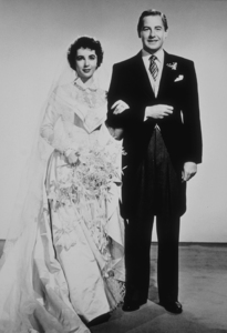 """""""Father of the Bride""""Elizabeth Taylor, Don Taylor1950 MGM**R.C.MPTV - Image 9235_0008"""