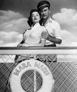 """Mara Maru""Ruth Roman, Errol Flynn1952 Warner Brothers - Image 9237_0004"