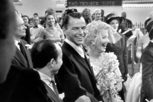 """Guys And Dolls"" 1955.Frank Sinatra and Vivian Blaine © 1978 Bernie Abramson - Image 9244_0026"