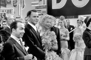 """Guys And Dolls"" 1955.Frank Sinatra, Vivian Blaine © 1978 Bernie Abramson - Image 9244_0029"