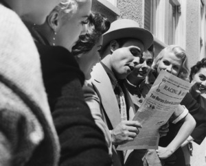 """Guys and Dolls""Marlon Brando1955 MGM** I.V. - Image 9244_0031"
