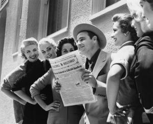 """Guys and Dolls""Marlon Brando1955 MGM** I.V. - Image 9244_0032"