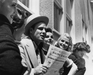 """Guys and Dolls""Marlon Brando1955 MGM** I.V. - Image 9244_0035"