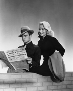 """Guys and Dolls""Marlon Brando1955 MGM** I.V. - Image 9244_0038"