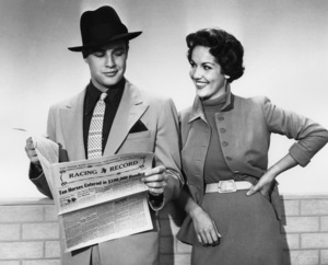 """Guys and Dolls""Marlon Brando1955 MGM** I.V. - Image 9244_0041"