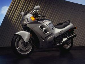 Motorcycles Honda Hurricane 1000circa 1982© 1982 Ron Avery - Image 9266_0026