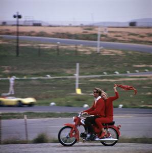 Motorcycles (Honda Motor Bikes)1964© 1978 Sid Avery - Image 9266_0033
