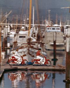 Motorcycles (Honda Motor Bikes)1964© 1978 Sid Avery - Image 9266_0040