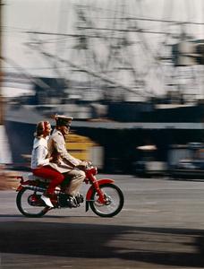 Motorcycles (Honda Motor Bikes)1964© 1978 Sid Avery - Image 9266_0041