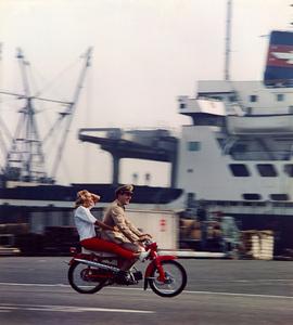 Motorcycles (Honda Motor Bikes)1964© 1978 Sid Avery - Image 9266_0042