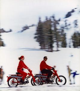 Motorcycles (Honda Motor Bikes)1964© 1978 Sid Avery - Image 9266_0043