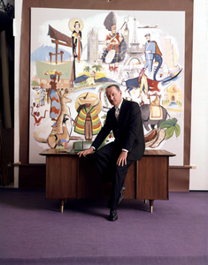 """Advertising"" circa 1960 © 2000 Mark Shaw - Image 9277_0118"