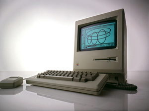 Apple Computer (Macintosh)circa 1984 © 1984 Ron Avery - Image 9277_0171