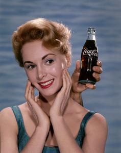 Coca-Cola Advertisementcirca 1950s © 1978 Wallace Seawell - Image 9277_0174