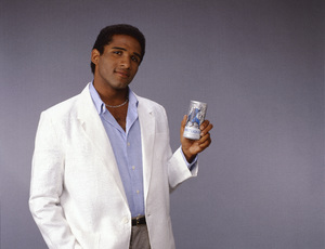 Schlitz Malt Liquor advertisementcirca 1990s © 2011 Bobby Holland - Image 9277_0178