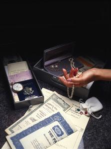 Advertising (Safety Deposit Box)circa 1990s© 1990 Ron Avery - Image 9277_0187