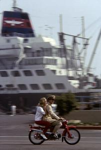 Motorcycles (Honda Motor Bikes)1964© 1978 Sid Avery - Image 9277_0188