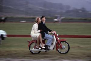 Motorcycles (Honda Motor Bikes)1964© 1978 Sid Avery - Image 9277_0189
