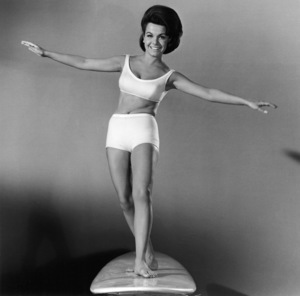 """""""Beach Party""""Annette Funicello1963 © 1978 Sid Avery - Image 9281_0009"""
