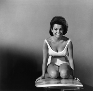 """Beach Party""Annette Funicello1963 © 1978 Sid Avery - Image 9281_0011"