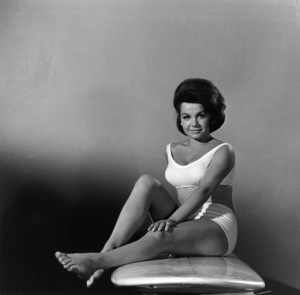 """Beach Party""Annette Funicello1963 © 1978 Sid Avery - Image 9281_0024"