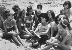 "Annette Funicello""How To Stuff A Wild Bikini"" (1965)AIP - Image 9282_0002"