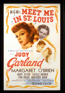"""""""Meet Me in St. Louis""""Poster1944 MGM**I.V. - Image 9287_0009"""