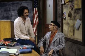"""""""Welcome Back, Kotter""""Gabe Kaplan, Groucho Marx1976** H.L. - Image 9291_0084"""
