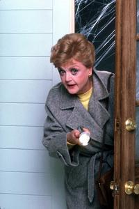 """Murder She Wrote""Angela Lansbury1985 CBS © 1985 Gene TrindlMPTV - Image 9294_0003"
