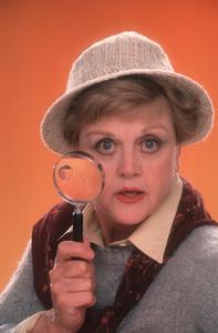 """Murder She Wrote""Angela Lansbury1984 © 1984 Mario CasilliMPTV - Image 9294_0049"