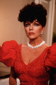 """Dynasty""Joan CollinsC. 1988 ABC © 1988 Ron GroverMPTV - Image 9295_0013"