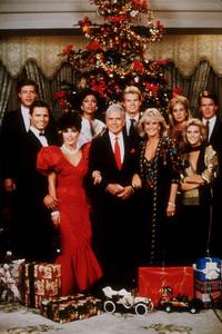 """Dynasty""CastC. 1988 © 1988 Ron GroverMPTV - Image 9295_0015"