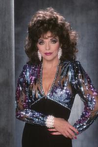 """Dynasty""Joan Collins1989© 1989 Mario Casilli - Image 9295_0043"