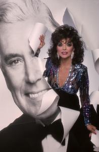 """Dynasty""Joan Collins1989© 1989 Mario Casilli - Image 9295_0048"