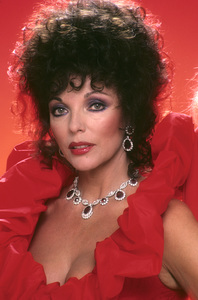"""Dynasty""Joan Collins1982 © 1982 Mario Casilli - Image 9295_0100"