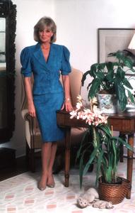 """Dynasty""Linda Evans1984 © 1984 Mario CasilliMPTV - Image 9295_0141"