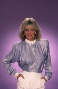 """Dynasty""Linda Evans 1984© 1984 Mario Casilli - Image 9295_0147"