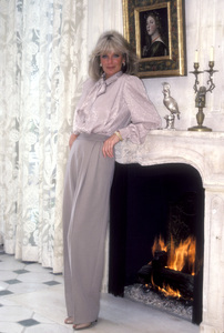 """Dynasty""Linda Evans1985 ABC © 1985 Mario Casilli - Image 9295_0158"