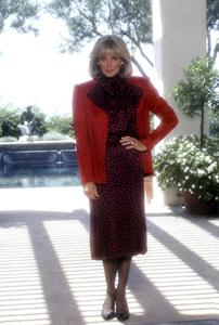 """Dynasty""Linda Evans1986 ABC © 1986 Mario Casilli - Image 9295_0175"