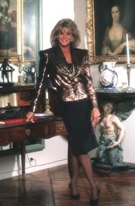 """Dynasty""Linda Evans1986 © 1986 Mario Casilli - Image 9295_0178"