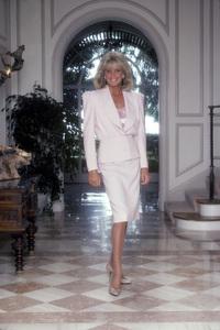 """Dynasty""Linda Evans1986 ABC © 1986 Mario Casilli - Image 9295_0192"