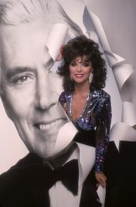 """Dynasty""Joan Collins1989© 1989 Mario Casilli - Image 9295_0354"