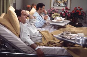 """The Odd Couple""Jack Klugman,Tony Randall1976 ABCPhoto by Marv Newton - Image 9296_0003"