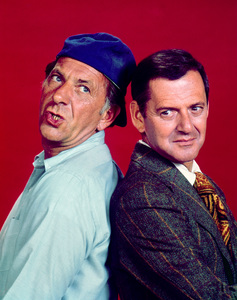 """The Odd Couple""Jack Klugman, Tony RandallC. 1971**H.L. - Image 9296_0016"