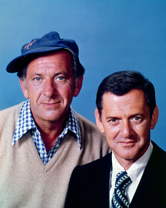 """The Odd Couple""Jack Klugman & Tony RandallC. 1971** H.L. - Image 9296_0023"