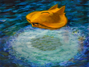 """"""" Voyage to the Bottom of the Sea""""Artist"""