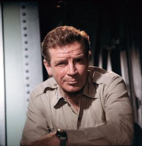 """ Voyage to the Bottom of the Sea""Richard Basehartc. 1964 © Irwin Allen Properties, LLC and Twentieth Century Fox Film Corporation. All rights reserved - Image 9298_0089"