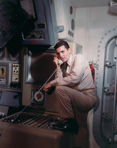 """"""" Voyage to the Bottom of the Sea""""David Hedison c. 1964 © Irwin Allen Properties, LLC and Twentieth Century Fox Film Corporation. All rights reserved - Image 9298_0091"""