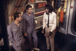"""Voyage to the Bottom of the Sea"" (Episode: Man-Beast)David Hedison1967© 1978 Gene Trindl - Image 9298_0116"
