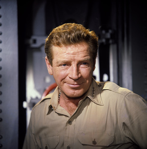 """Voyage to the Bottom of the Sea""Richard Basehart1964© 1978 Ted Allan - Image 9298_0122"